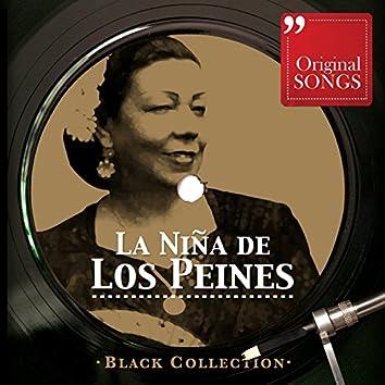 Black Collection La Niña De Los Peines