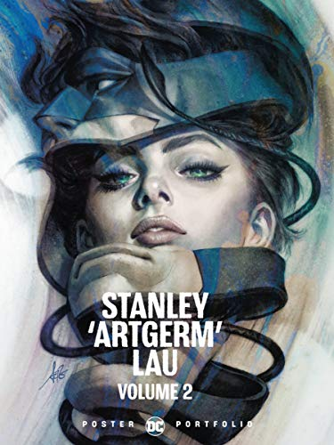 """Compare Textbook Prices for DC Poster Portfolio: Stanley """"Artgerm"""" Lau Vol. 2  ISBN 9781779502780 by Lau, Stanley"""