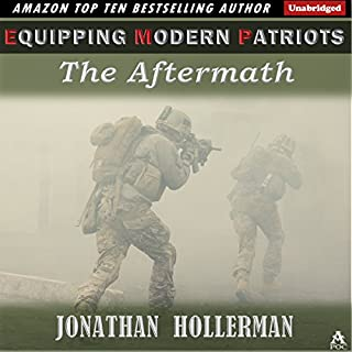 EMP: Equipping Modern Patriots: The Aftermath, Volume 2 cover art