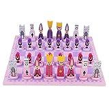 SM SunniMix International Schachspiel Set Kinder Brettspiel Familienspiel