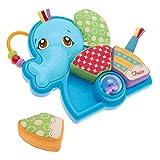 Chicco - Mr. Elephant Puzzle, Juguete para bebés (00007205000000)