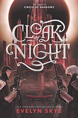 Cloak of Night (Circle of Shadows Book 2) (English Edition)