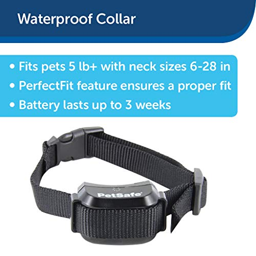 PetSafe YardMax Rechargeable In-Ground Dog and Cat Fence – from the Parent Company of INVISIBLE...
