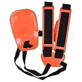 Trimmer Shoulder Strap,Kisstaker Trimmer Harness Strap Double Shoulder Mower...