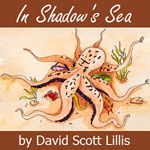 In Shadow's Sea audiobook cover art