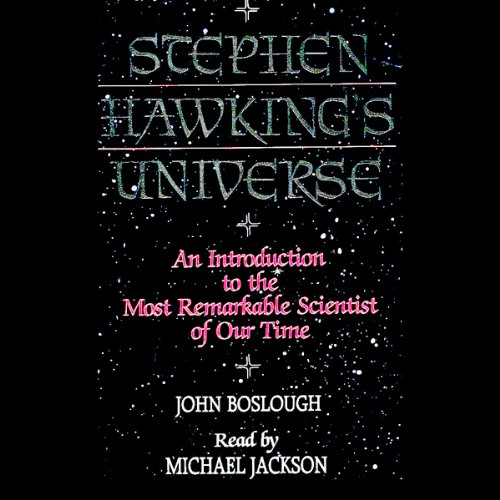 Stephen Hawking's Universe audiobook cover art