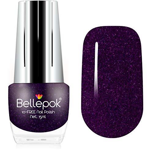 Esmalte de uñas natural, fórmula ecológica 10-Free, color