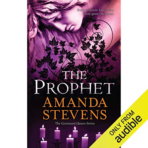 The Prophet audiobook cover art