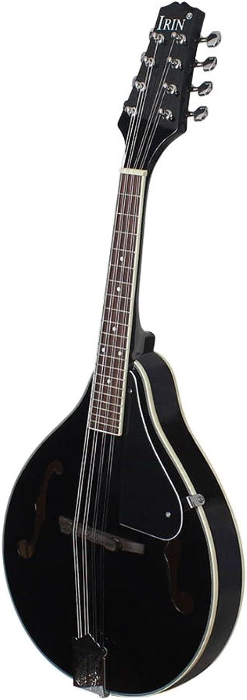 comprar nuevo barato MagiDeal Mandolina Eléctrica Acústica Acústica Acústica + Bolsa de Mandolina Suave + Cuerdas Plateadas para Rendimiento Musical  punto de venta de la marca