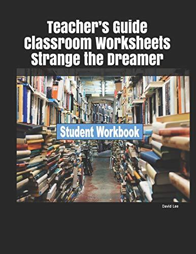 Teacher's Guide Classroom Worksheets Strange the Dreamer