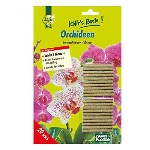 Kölle's Beste! Düngestäbchen für Orchideen 20 Stück