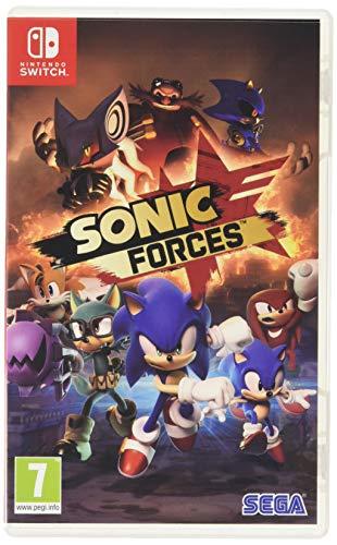 Sonic Forces - Nintendo Switch [Importación inglesa]