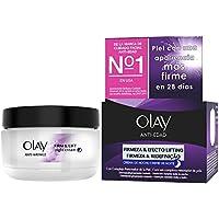 Olay Anti-EdadCrema facial de noche hidratante Firmeza & Efecto Lifting 50 ml