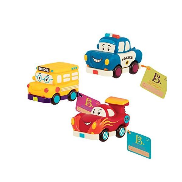 Btoys coches escardillo Bus, multicolor