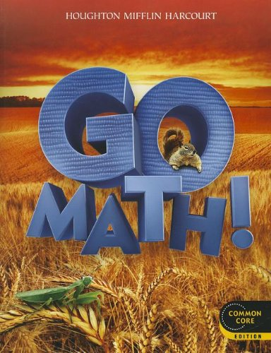 Go Math! Grade 2 Common Core Edition