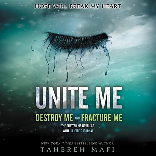 Unite Me audiobook cover art