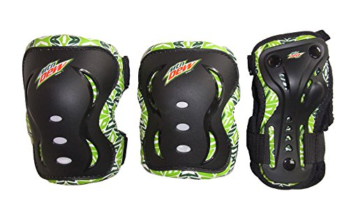 Mountain Dew Protective Gear by Mountain Dew