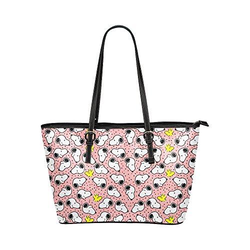 VOTANTA Snoopy Bag Handbags for Women On Sale Women's Handbags Large Tote Bags 2018 for Snoopy Lover Dog Lover