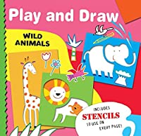 Wild Animals (Play and Draw)