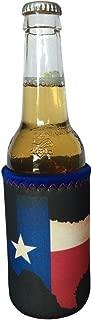 Mini Koverz - #1 Neoprene 12 oz. Can/Bottle Coolie Insulator - State of Texas