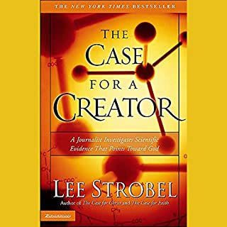 Couverture de The Case for a Creator
