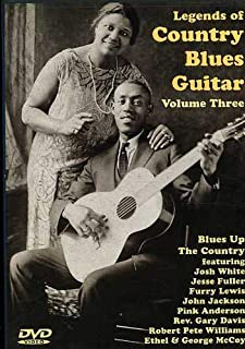 Blues Up The Country - The Country Blues Guitar Legacy