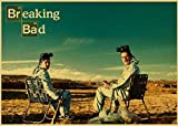 Canvas Poster Breaking Bad Poster Retro Poster Painting