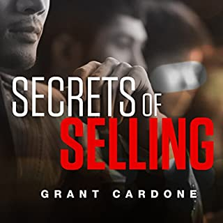 Page de couverture de Secrets of Selling