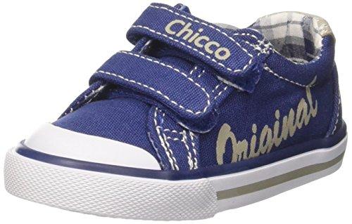 Chicco Gevin, Sneakers bébé garçon, Bleu (Blu), 20 EU
