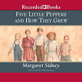 Five Little Peppers and How They Grew cover art