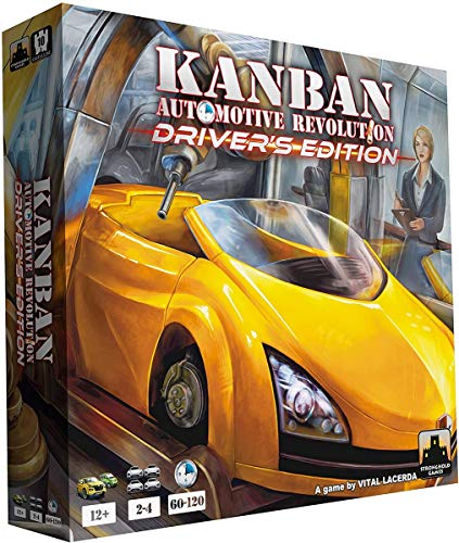 Stronghold Games STG2010A - Kanban Drivers Edition