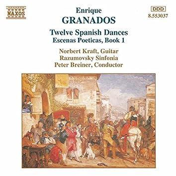 Granados: Spanish Dances / Escenas Poeticas