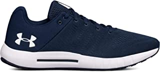 Under Armour Ua Micro G Pursuit, Men's Competition Running Shoes, Blue (Academy/Black/White 402)