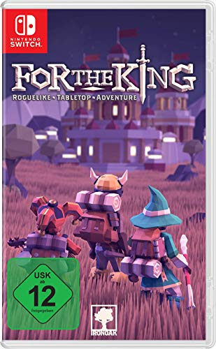 For the King - [Nintendo Switch]