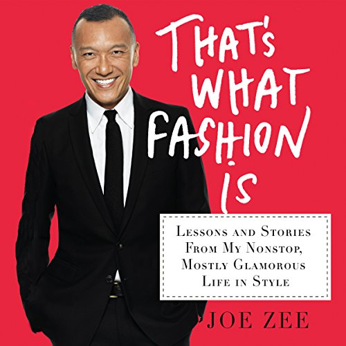 That's What Fashion Is audiobook cover art