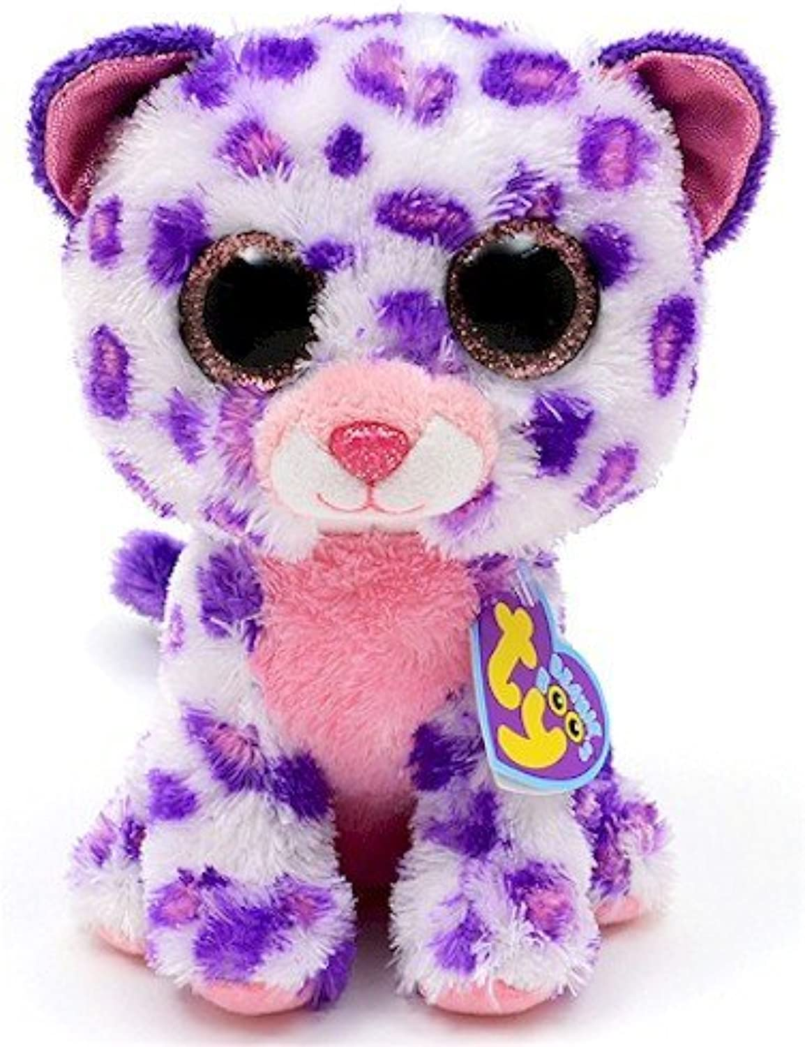 Ty Beanie Boos Glamour - Leopard (Justice Exclusive) by Ty Beanie Boos