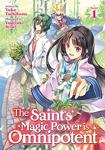 The Saint's Magic Power is Omnipotent (Light Novel) Vol. 1 (English Edition)