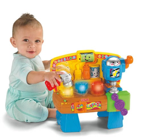 Fisher-Price Laugh & Learning Workbench