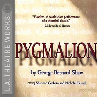 Pygmalion cover art