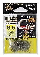 がまかつ(Gamakatsu) ザ・パック Gハード キュー 茶 7
