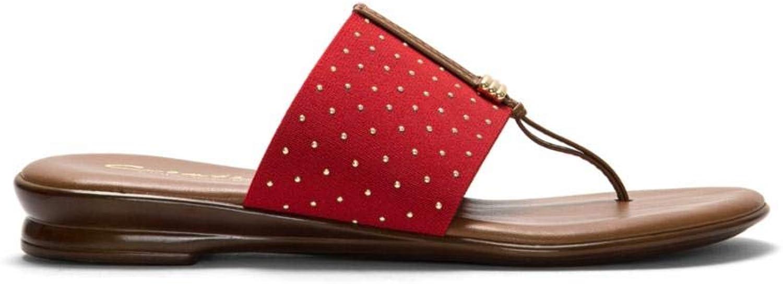 Italian shoesmakers Women's 5028D9 Red M