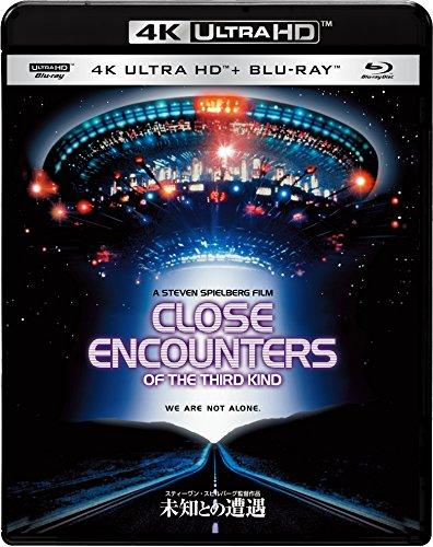未知との遭遇 40周年アニバーサリー・エディション 4K ULTRA HD ブルーレイセット [4K ULTRA HD + Blu-ray] - リチャード・ドレイファス, フランソワ・トリュフォー, テリー・ガー, スティーヴン・スピルバーグ