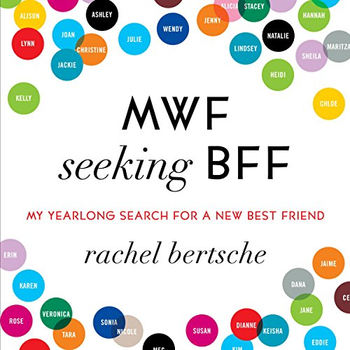 MWF Seeking BFF cover art