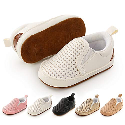 Fashion Infant Baby Shoes are Super Cute Flat Sole Breathable Plush Sandals Toddler Prewalker Brown 9-11M