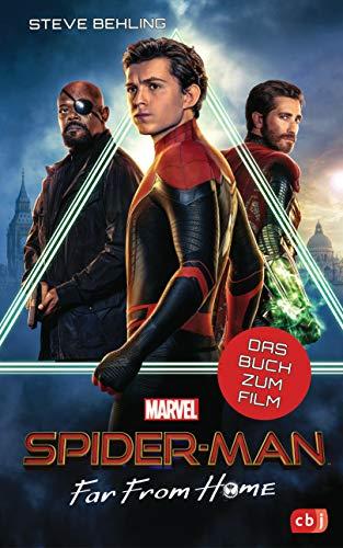 Marvel Spider-Man: Far From Home: Das Buch zum Film