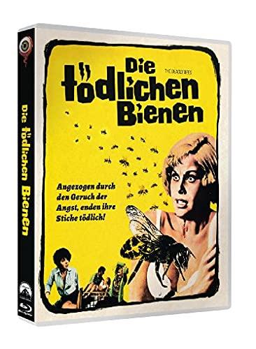 Die tödlichen Bienen - Limited Edition (+ DVD) [Blu-ray]