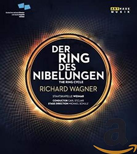 Wagner: Der Ring des Nibelungen (Weimar, 2008) [7 DVDs]