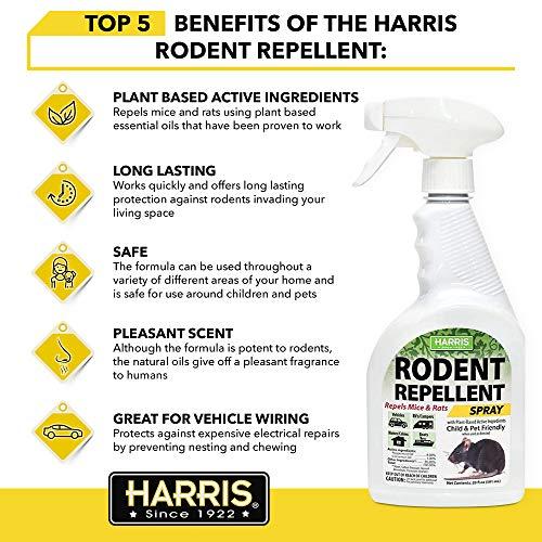 HARRIS Peppermint Oil Mice