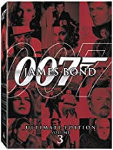 James Bond - Volume 3: (GoldenEye / Live and Let Die / For Your Eyes Only / From Russia With Love / On Her Majesty's Secret Service)