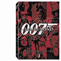 James Bond Ultimate Edition - Vol. 3 (GoldenEye / Live and Let Die / For Your Eyes Only / From Russia With Love / On Her